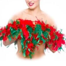 Boas, bufandas y collares para disfraces y ropa de época, navidad