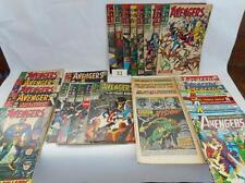 30- The Avengers Comics Lot 31