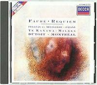 Requiem / Pavane von Te Kanawa, Milnes | CD | Zustand gut