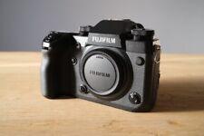 Fujifilm X-H1 24.3MP Digital SLR Camera - Black (Body Only) -Boxed + accessories