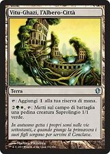 4x Vitu-Ghazi, l'Albero-Città - Vitu-Ghazi, the City-Tree MTG MAGIC C13 2013 Ita