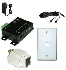 Custom Remote Control Extension set: control 2 devices up to 300' from target