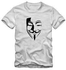 T-shirt /Maglietta V Per Vendetta Mask