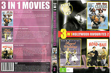 Till The Clouds Roll By-1946-June Allyson/Royal Wedding/Road To Bali-Movie-DVD