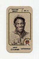 ANDY COOPER Negro League PESQUE HUESO #4 Baseball Card