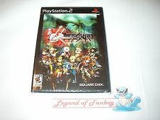 * New * Sealed * Romancing SaGa  for  Sony PlayStation 2  ps2  Square-Enix RPG