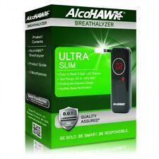 AlcoHAWK Ultra Slim Breathalyzer Portable Breath Alcohol Tester Detector D.O.T.