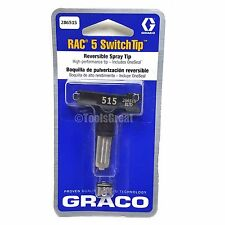 Graco Rac 5 286515 Switch Tip Paint Spray Tip Size 515