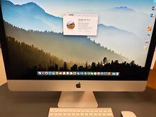 "Apple iMac 27"" Retina 5K 4GHz IntelCore i7 16GB SSD500"