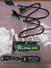 HP 441823-001 Smart Array P400 512MB BBWC SAS RAID Controller w/ Cables