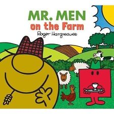 Mr. Men on the Farm by Roger Hargreaves 2016 Paperback