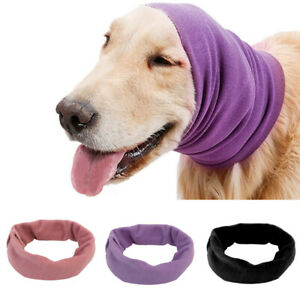 Pet Dogs Cats Noise Reduce Ears Cover Anxiety Relief Bathing Protection Earmuffs