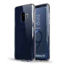 360° Ultra Slim  Clear Crystal Phone Case Cover For Samsung Galaxy Note 9 S8Plus