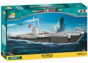 Cobi U-Boot U-47 (Typ VIIB) (4828)