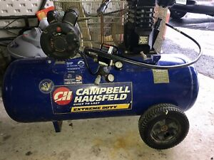 Hausfeld Campbell Used Air Compressor (Local pickup only)
