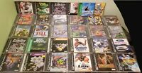 Sony Playstation 1 PSX CIB Complete Lot (30) Clean! No Dupes!