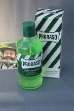 Proraso After Shave Lotion Green RefreshŸ Aftershave with Eucalyptus 400ml