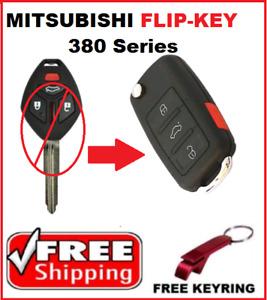 Suitable for Mitsubishi 380 DB Remote Car Key Flipkey 2005 2006 2007 2008 ID46