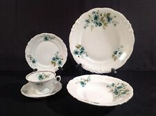 Walbrzych Morning One (1) Five (5) Piece Place Setting Poland Vintage Multiple