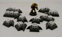 12mm dice holder, wound markers, 40K, AOS, Warhammer, Legion, Wargaming