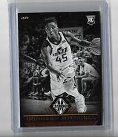 Donovan Mitchell Utah Jazz 2017-18 Panini Chronicles Majestic Rookie card RC