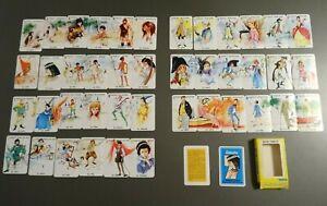 JEU DE 7 FAMILLES puzzle HISTOIRE  TBE 2000 FRANCE CARTES