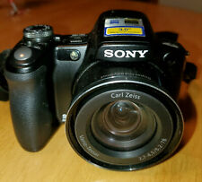 Sony Cyber-shot DSC-H50 9.1MP Digital Camera - Black. Excellent condition