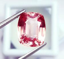 Loose Gemstone Natural Morganite Certified 9.70 Cts