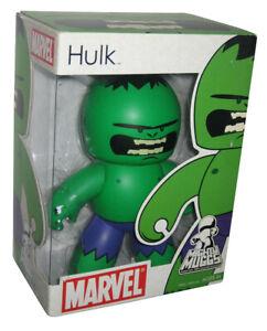 Marvel Mighty Muggs Series 2 Incredible Hulk (2007) Hasbro Chunky Vinyl Figure