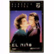"ALBERTO FORTIS "" EL NINO "" MC MUSICASSETTA SIGILLATA K7"