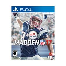 Madden NFL 17 2017 (PlayStation 4) BRAND NEW & FACTORY SEALED Free Shipping! ps4