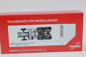 Herpa 084901 Chassis Mercedes-Benz Actros Giga / Big / Stream 1:87 New IN Boxed