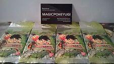 "@Magicpokeyugi : lot 4 Boosters Dragon Ball  Serie ""GOKU"" VF+2 cartes promo VF-@"