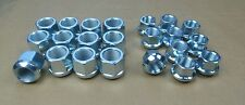 Kugelbundmuttern Radmuttern M14 und M18 verzinkt passend zu  Deutz F1 F2 D25