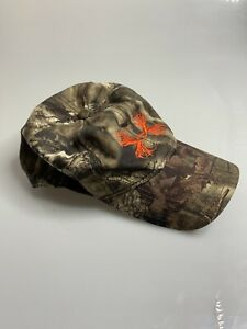 Under Armour Realtree Mens Hat Hunting Camo Adjustable