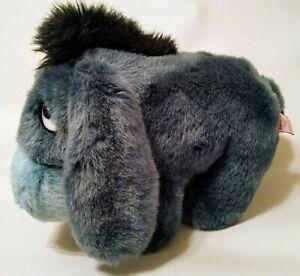 "Vintage Disney Sears Gund Eeyore Winnie the Pooh Plush Stuffed Toy 10"""