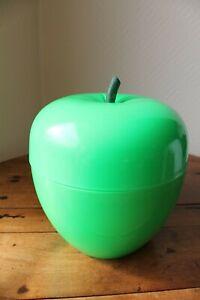 Bac à glaçons pomme verte - vintage - années 70