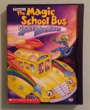 the magic school bus  SPACE ADVENTURES    DVD