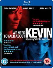 WE NEED TO TALK ABOUT KEVIN - BLU-RAY - REGION B UK