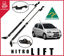 GAS STRUTS TO SUIT TOYOTA  ECHO HATCHBACK 1999-2005  new pair !