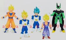 Bandai dragonball figure HG 05 Super gashapon (full set of 5 figures)