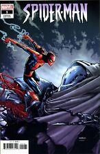 SPIDER-MAN #1 - J. J. Abrams - PARTY VAR - 2019 - MARVEL COMICS - USA - L315