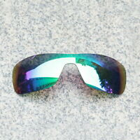 RawD Jade Green Mirror Replacement Lenses for-Oakley Turbine Rotor POLARIZED