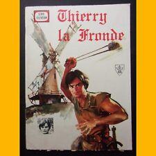 Série Télévision Thierry la Fronde LE PILORI DE BEAUGENCY 1964