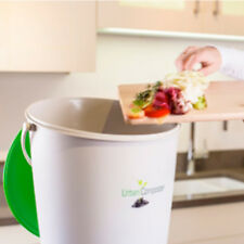 15 litre Kitchen Urban Composter Scraps & Meat Ideal For Small Spaces Odourless