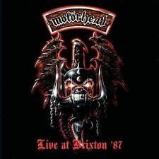 Motorhead - Live at Brixton 87 [CD]