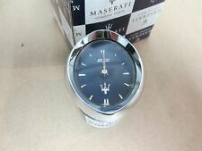 Maserati  Quattroporte GTS - Chrome Clock -  NEW #  670025695