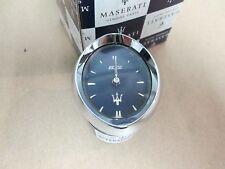 Maserati  Quattroporte GTS - Chrome Clock -  NEW #  670025695