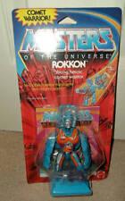 Masters OF THE UNIVERSE MOTU Figura VINTAGE Rokkon 1984 MATTEL He Man