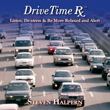 Steven Halpern : Drive Time Rx CD (2017) ***NEW*** FREE Shipping, Save £s